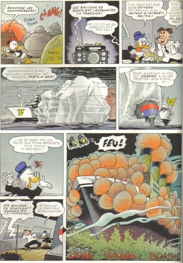 Le journal de Mickey spécial Titanic Picsou37