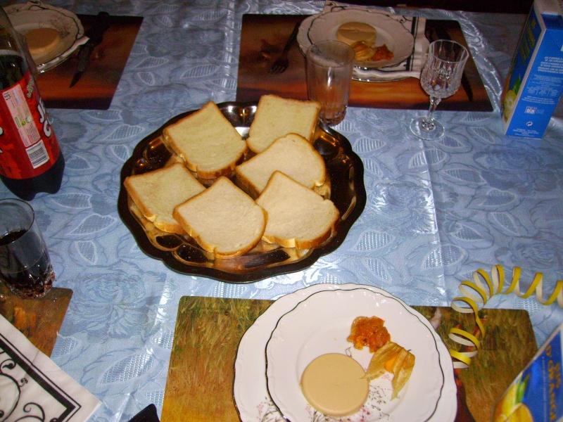 Foie gras et toast ! 1110
