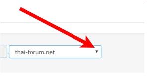 Changement d'URL bloqué par certificat SSL Fleche10
