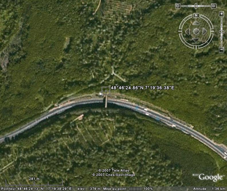 Les ponts du monde avec Google Earth - Page 9 Passer11