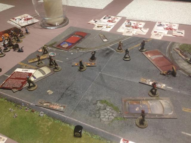 Parties de Walking Dead All Out War (de Mantic Games) Scénario de campagne et jeu compétitif Img_0118
