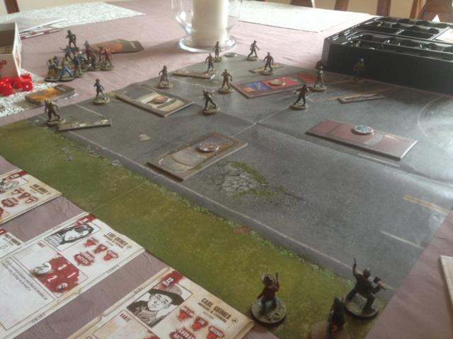 Parties de Walking Dead All Out War (de Mantic Games) Scénario de campagne et jeu compétitif Img_0124