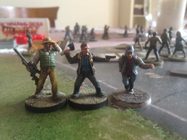 Parties de Walking Dead All Out War (de Mantic Games) Scénario de campagne et jeu compétitif Img_0913
