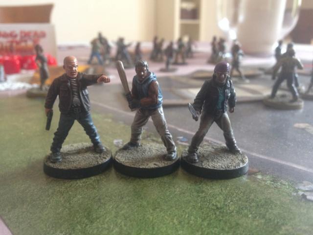 Parties de Walking Dead All Out War (de Mantic Games) Scénario de campagne et jeu compétitif Img_0914