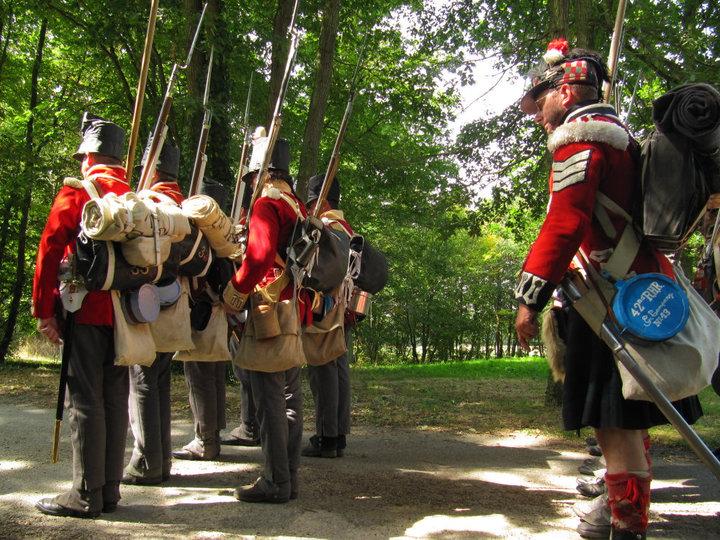 Chasseurs Britanniques Regiment - Page 4 Buffs_12