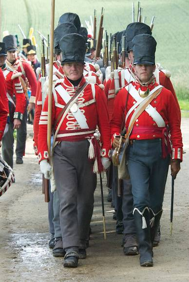 Chasseurs Britanniques Regiment - Page 4 Pictur10