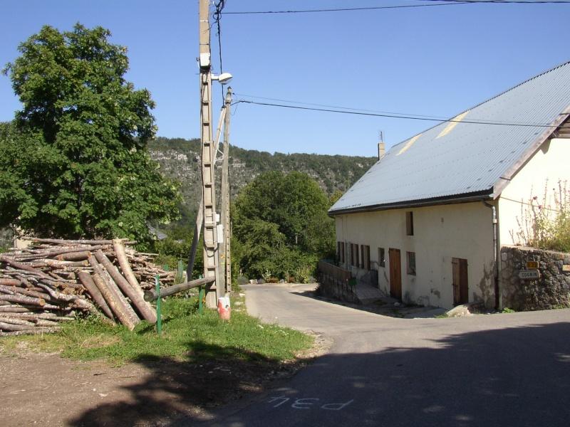 Avant-Après Malleval village martyr du Vercors Mallev11