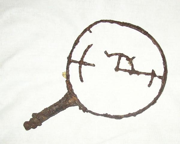 les pièces de fouilles Mire_m10