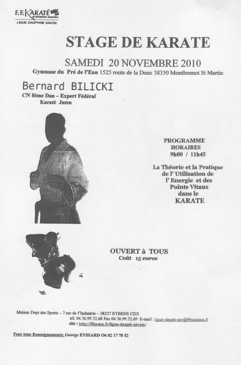 STAGE KARATE AVEC BERNARD BILICKI Liste_24