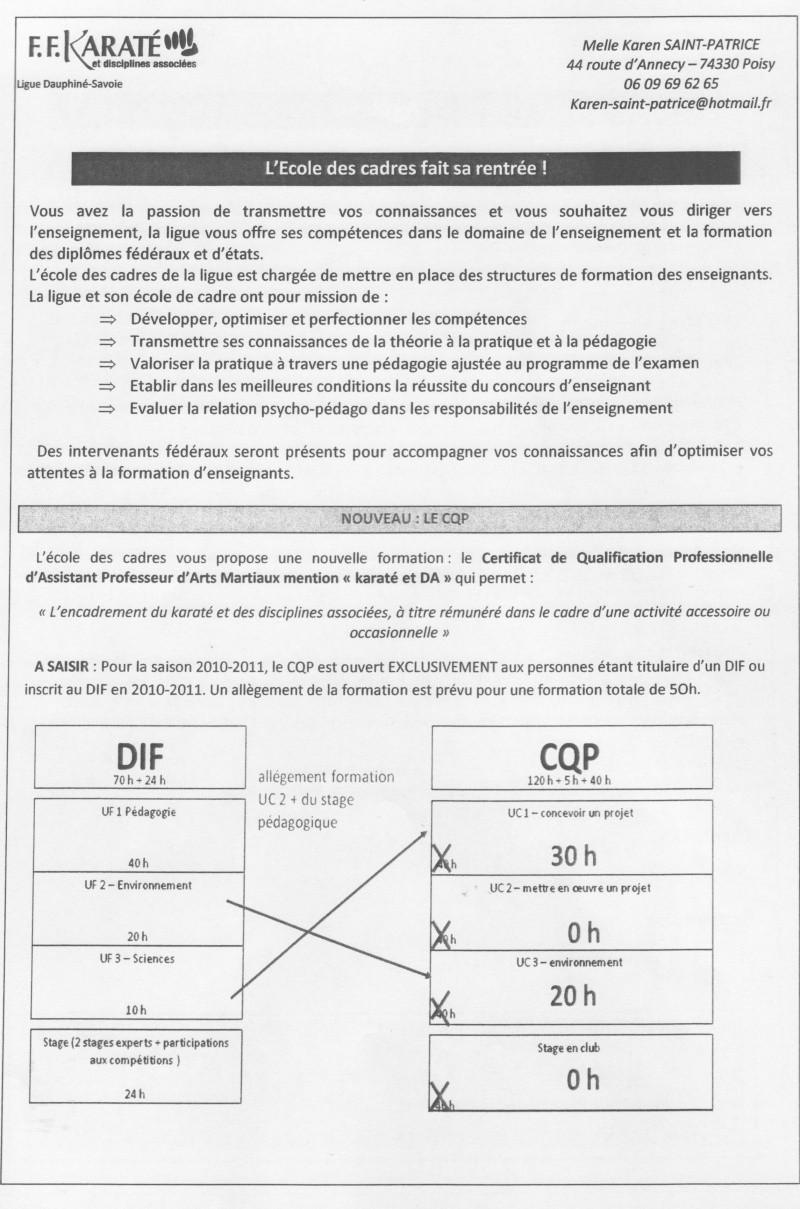 L ECOLE DES CADRES  Liste_27
