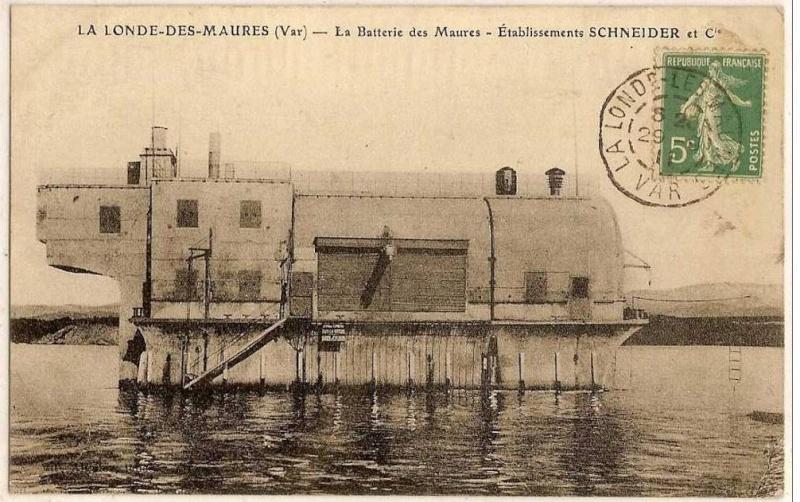 USINE DES TORPILLES DES BORMETTES (LA LONDE) La_lon10