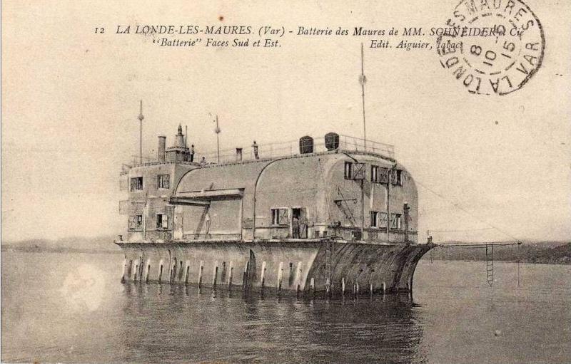 USINE DES TORPILLES DES BORMETTES (LA LONDE) La_lon12