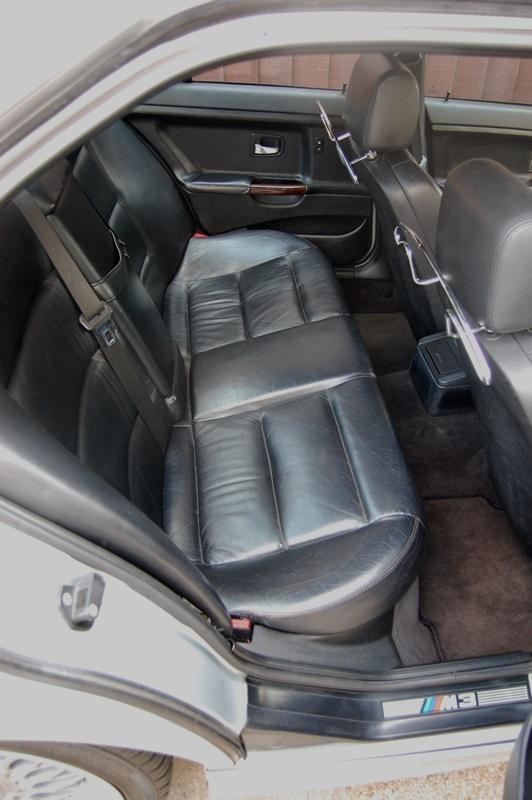 1996 BMW M3 Evo Saloon Interi10