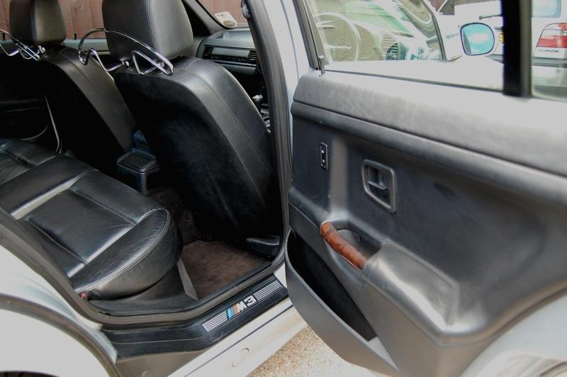 1996 BMW M3 Evo Saloon Interi11