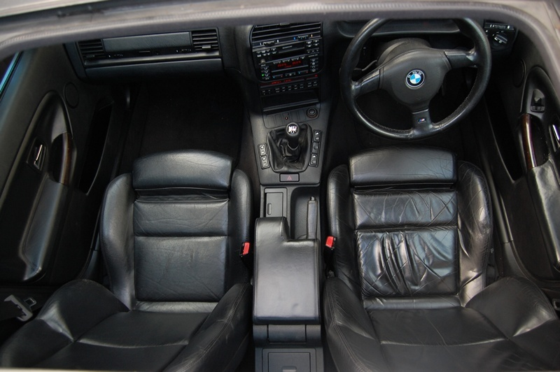 1996 BMW M3 Evo Saloon Interi12