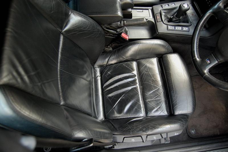 1996 BMW M3 Evo Saloon Interi13
