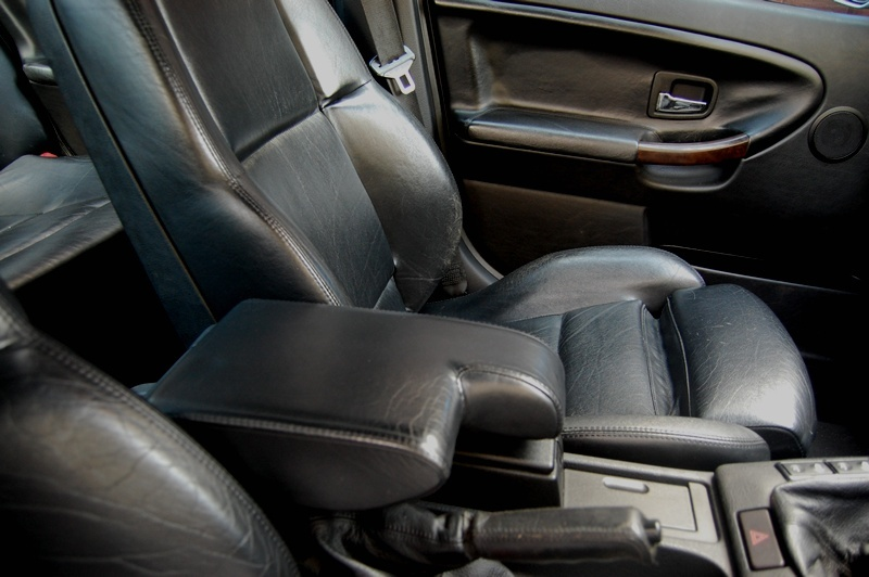 1996 BMW M3 Evo Saloon Interi15