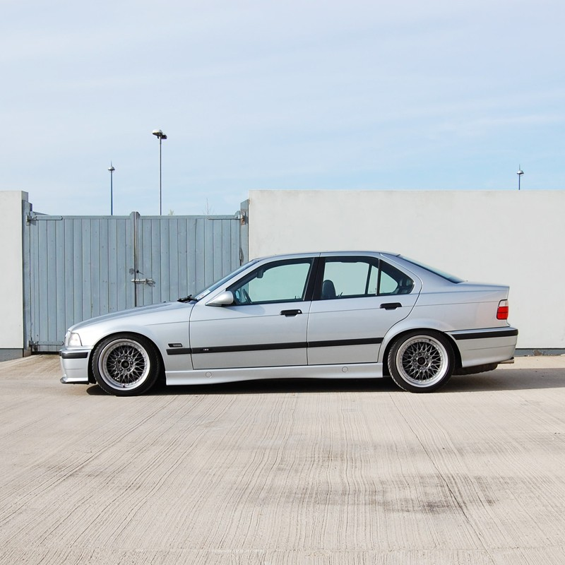 1996 BMW M3 Evo Saloon M3_110