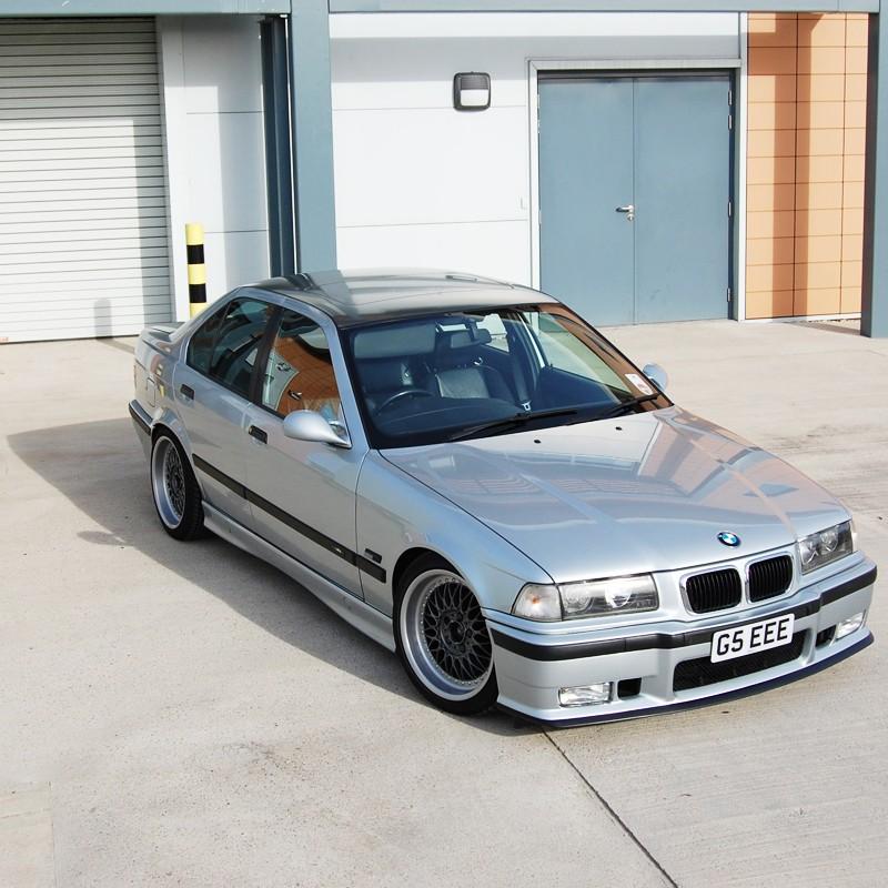 1996 BMW M3 Evo Saloon M3_211