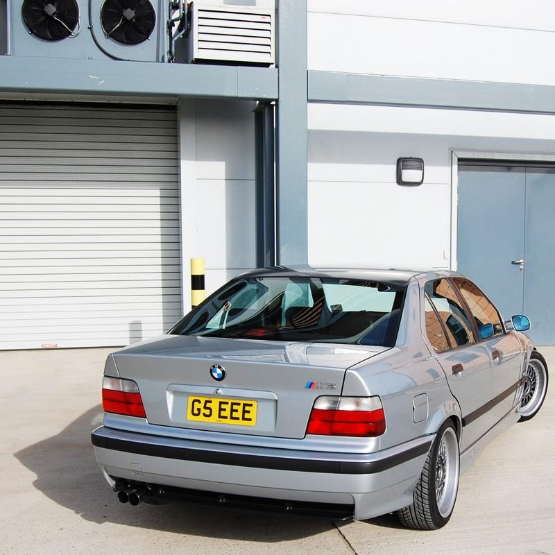 1996 BMW M3 Evo Saloon M3_410