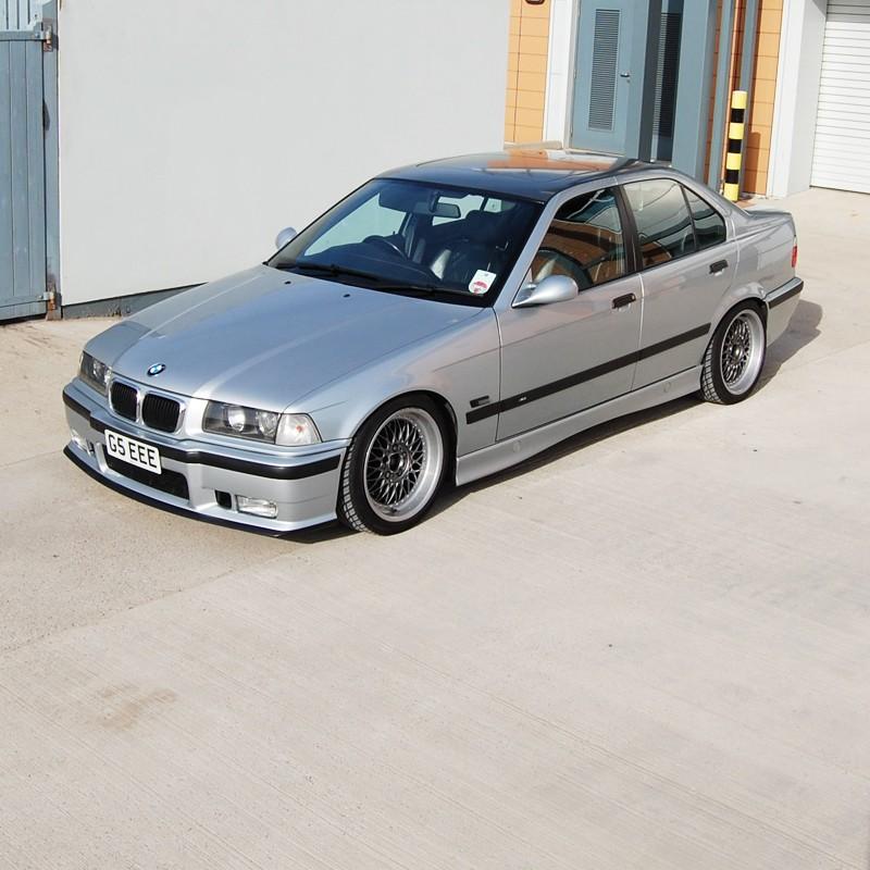 1996 BMW M3 Evo Saloon M3_610