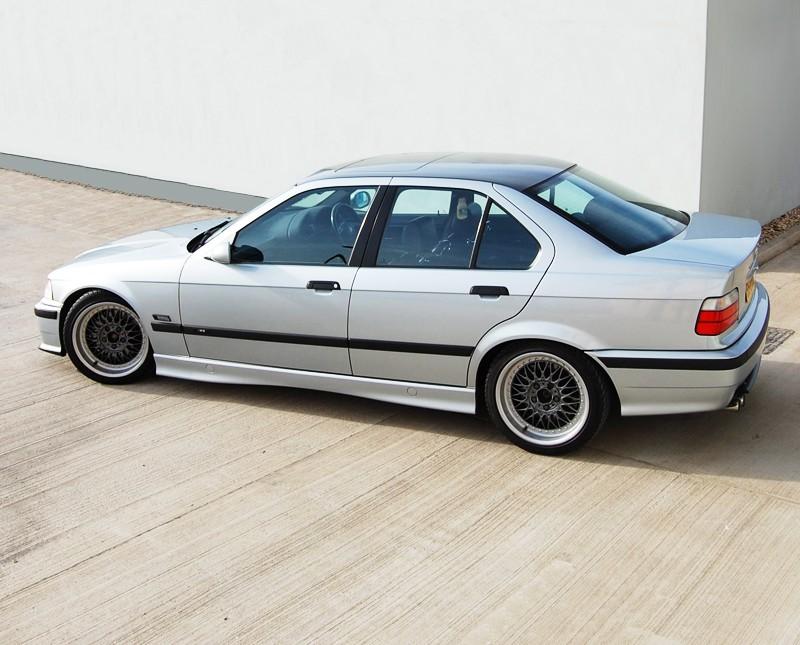 1996 BMW M3 Evo Saloon M3_710
