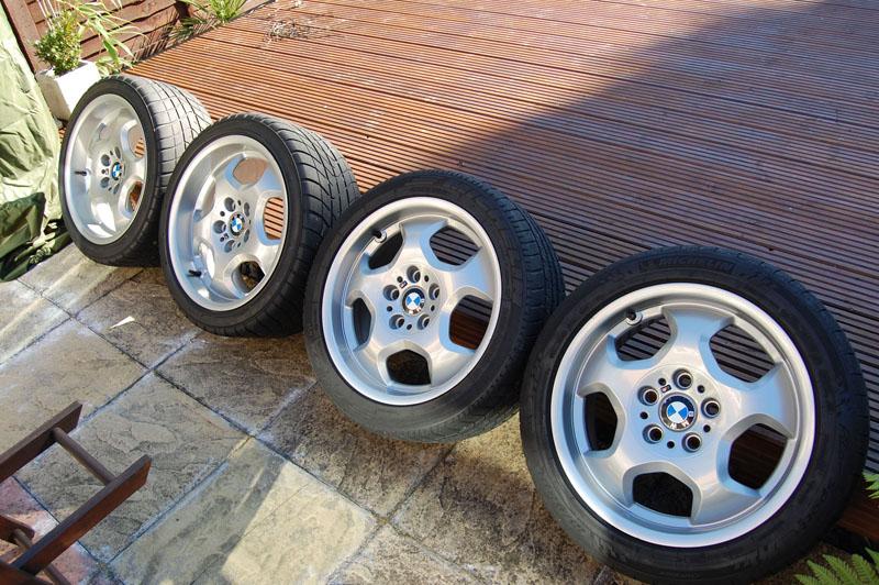 "17"" genuine BMW M3 Evo Saloon Contours Wheel_15"