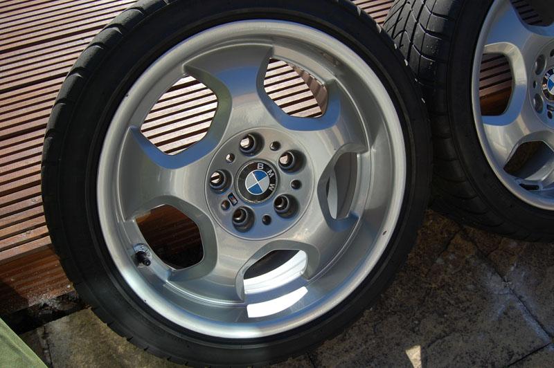 "17"" genuine BMW M3 Evo Saloon Contours Wheel_16"