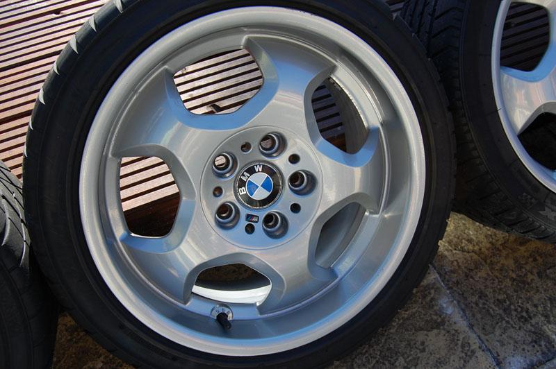 "17"" genuine BMW M3 Evo Saloon Contours Wheel_17"