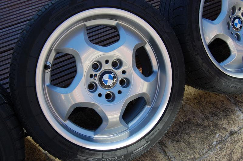 "17"" genuine BMW M3 Evo Saloon Contours Wheel_18"