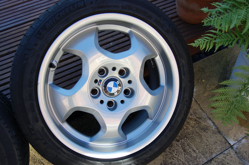 "17"" genuine BMW M3 Evo Saloon Contours Wheel_19"