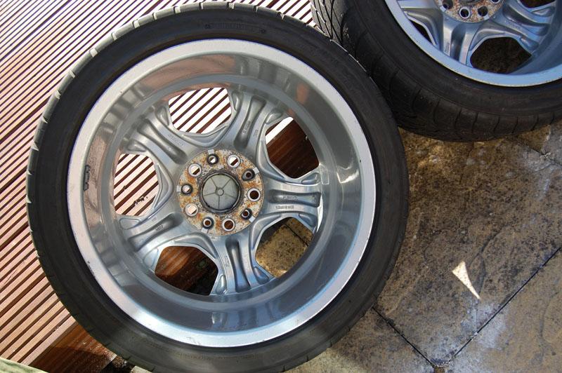 "17"" genuine BMW M3 Evo Saloon Contours Wheel_21"