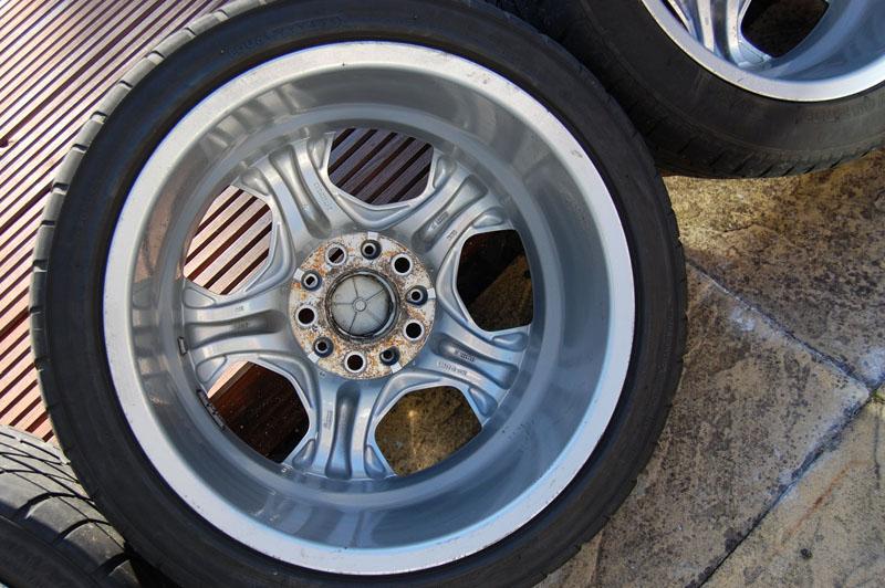 "17"" genuine BMW M3 Evo Saloon Contours Wheel_22"