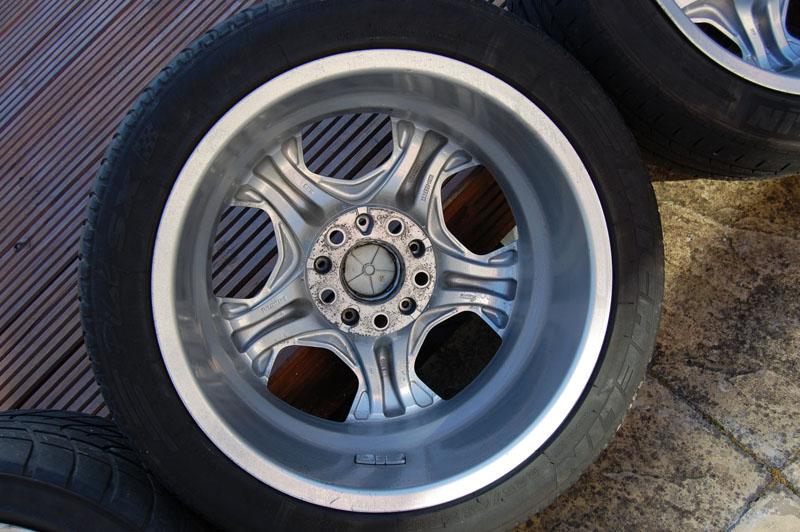 "17"" genuine BMW M3 Evo Saloon Contours Wheel_23"