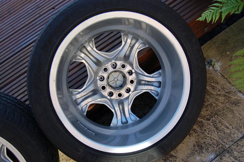 "17"" genuine BMW M3 Evo Saloon Contours Wheel_24"