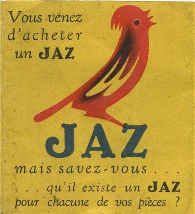 """"""" La boîte à JAZ """" Jaz_ab10"""