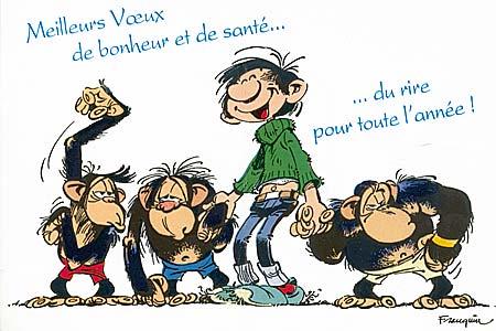 Bonnes Fêtes de fin d'année - Page 2 Gaston10