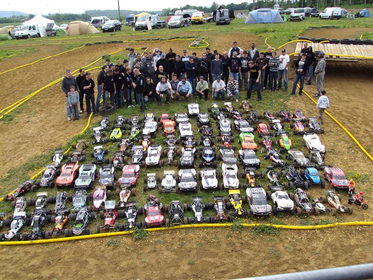 Photo et vidéo du Team Crasy Normandy au BAJA FRANCE XTREM CAR'S 1er Mai 2011   Dsc03210