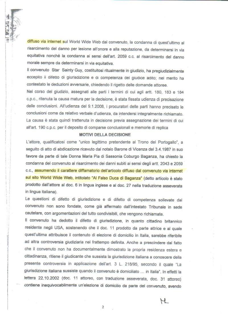 Estrondosa Vitória- Condenado o Genealogista Guy Star Santy! Senten11