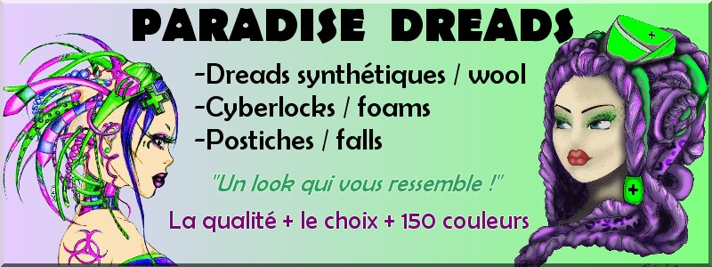 Forum de PARADISE DREADS