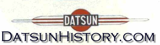 Vantage compétition de nos autos Japonaises préférées Datsun10
