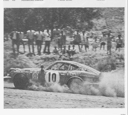 Vantage compétition de nos autos Japonaises préférées Datsun19