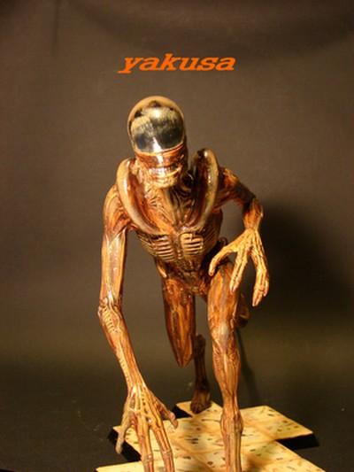 alien halcyon 1/9 by yakusa Dsc00612