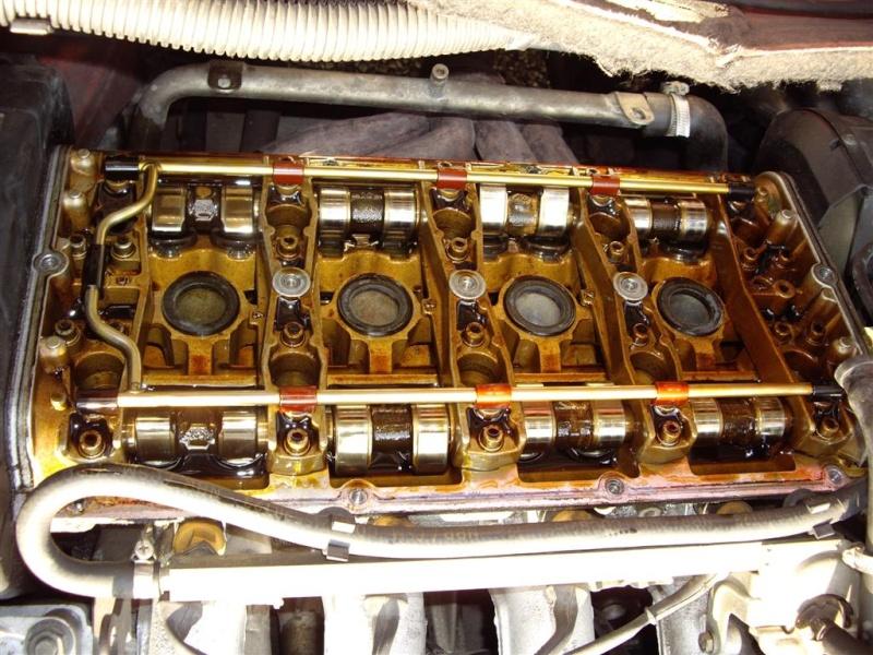 remplacement joint cache culbu sur XU9J4 510