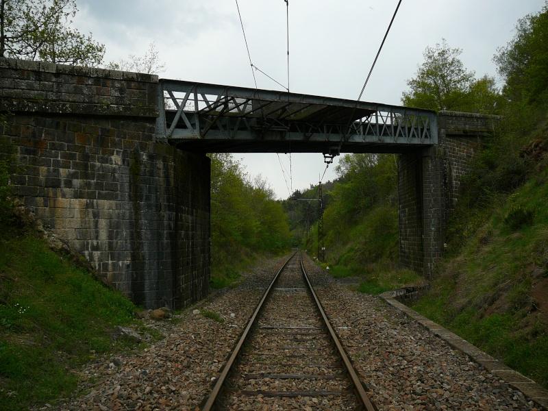 [Apogée Vapeur] Pont métal riveté MIDI P1000210
