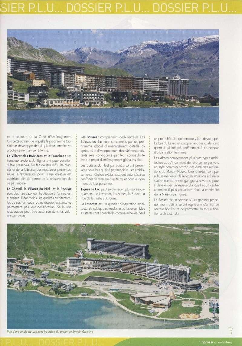 [Tignes]Plan local d'urbanisme Plan_u11