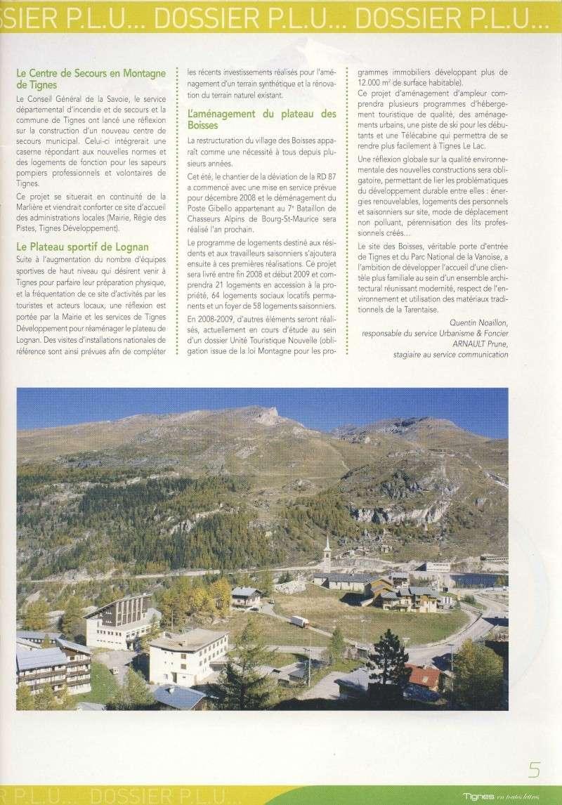 [Tignes]Plan local d'urbanisme Plan_u13