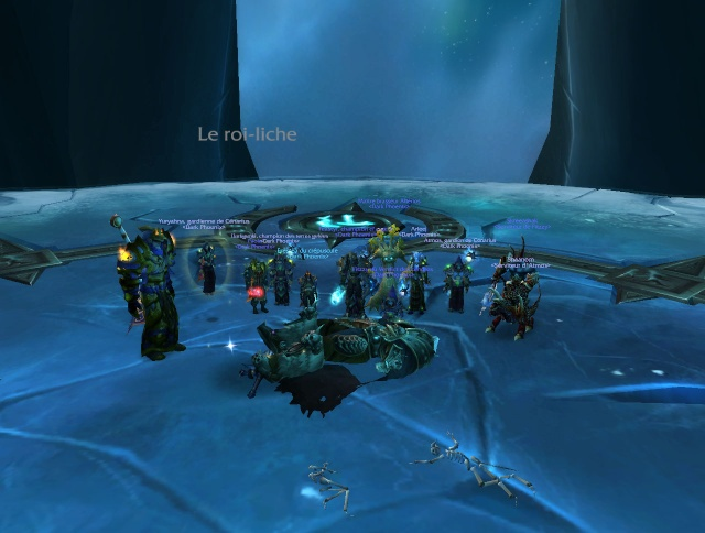 [Down 10] The Lich King is Dead ! Wowscr10