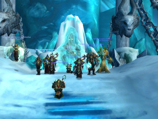 [Down 10] The Lich King is Dead ! Wowscr11