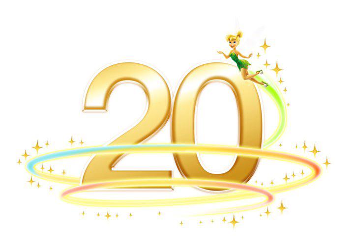 Le 20ème anniversaire de Disneyland paris  22775110